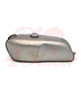 Classic retro RD50 cafe racer fuel tank- Rough casting