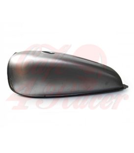 Raw steel CG125 XF125 fuel tank