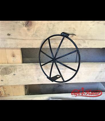 16cm 6.4 Inch Retro Grill chránič predného svetla SCR4