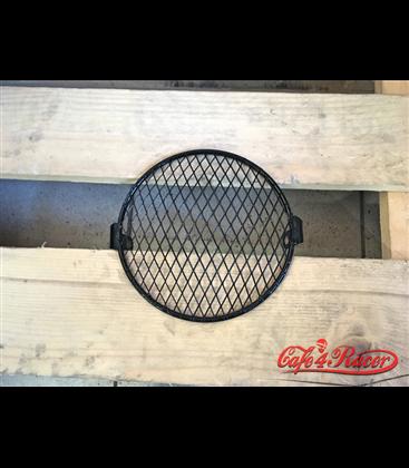 16cm 6.4 Inch Retro Grill chránič predného svetla SCR3