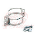 winker clamp, 2 pcs., chromed, 43-46 mm, pair
