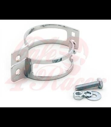 winker clamp, 2 pcs., chromed, 39-42 mm, pair