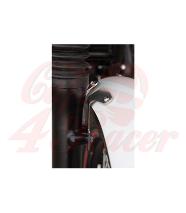 LSL GFK fender W650/800, front, for 19 inch