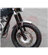 LSL aluminium fender W650, front for 18 inch wheel
