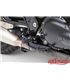 LSL Rearset W800, version midi, black