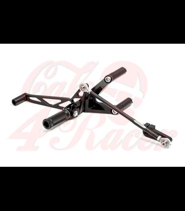 LSL prepákovanie Sportster - 04,  bez ABS čierne