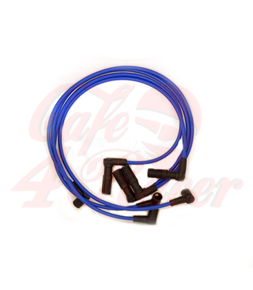 Premium Quality Spark Plug Wire Set for BMW K100 (4 Wires - longer than org.)