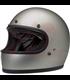 Biltwell Gringo Helmet Full Face Flat Titanium