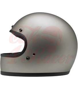 Biltwell Gringo helma integrálna matná titanium