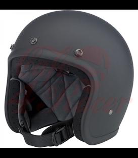Biltwell Bonanza helma otvorená matná čierna