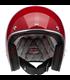 Biltwell Bonanza helma otvorená lesklá krvavo červená
