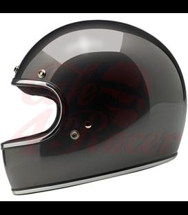 Biltwell Gringo Helmet Full Face Charcoal Metallic