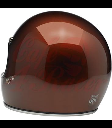 Biltwell Gringo helma integrálna metalická bourbon