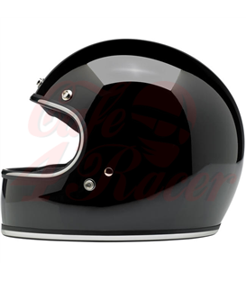 Biltwell Gringo Helmet Full Face Gloss Black