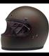 Biltwell Gringo helma integrálna matná čokoládová