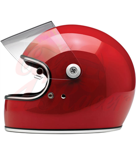Biltwell Gringo S helma integrálna lesklá krvavá červená