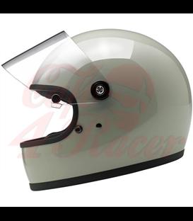 Biltwell Gringo S helma integrálna lesklá polar zelená
