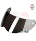 Biltwell Lane Splitter Shield Chrome Mirror
