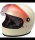 Biltwell Gringo S Bubble štít červený gradient