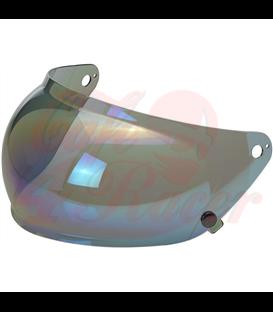 Biltwell Gringo S Bubble Shield Rainbow Mirror