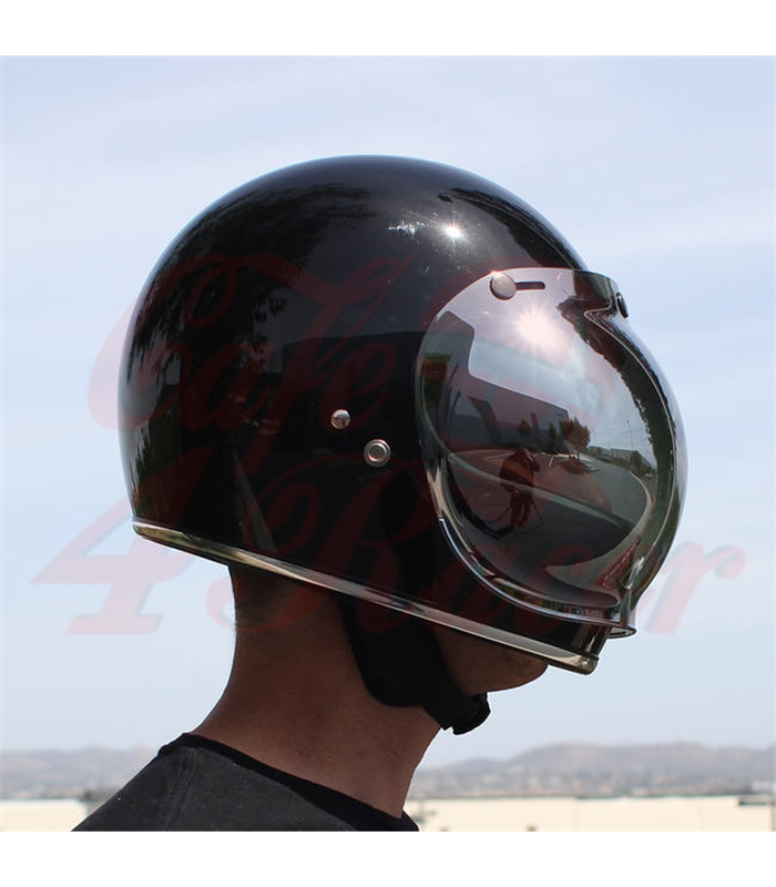 79a15c70 Biltwell Bubble Shield Chrome mirror