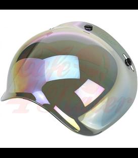 Biltwell Bubble Shield Rainbow Mirror
