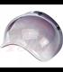 Biltwell Bubble Shield Smoke Gradient