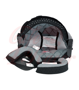 Biltwell Bonanza Helmet Liner Black Grey
