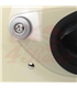 Biltwell Gringo S Hardware Kit strieborný