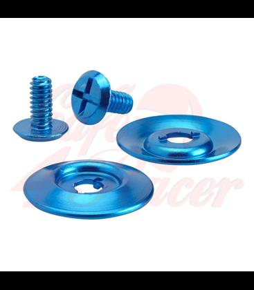 Biltwell Gringo S Hardware Kit modrý