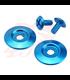 Biltwell Gringo S Hardware Kit Blue