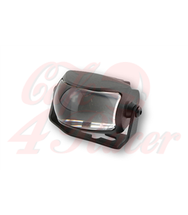 HIGHSIDER LED high beam headlight COMET- HIGH, matt black
