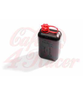 SW-MOTECH TRAX canister 2 l. Plastic. Black