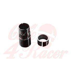 Muffler reduce sleeves, 45 mm to 38 mm