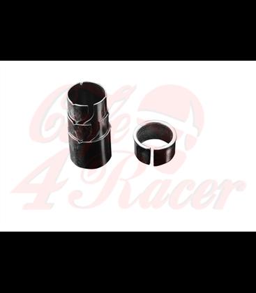 Muffler reduce sleeves, 45 mm to 38 mm