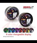KOSO Digitáln l Multifunkčný rýchlomer  TNT-04  čierny krúžok