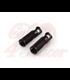 Universal CNC Machined Black Folding Footrest