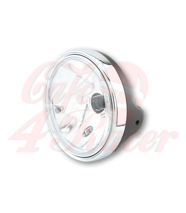 SHIN YO LTD headlamp 7 inch, matt black