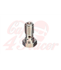 ABM banjo  hollow screw Alu M10 x 1,0, chrom