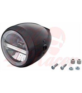 DAYTONA NEOVINTAGE LED-Headlight 5-3/4 inch black