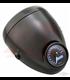 DAYTONA NEOVINTAGE LED-Headlight 5-3/4 inch black