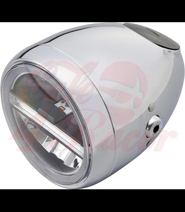 DAYTONA NEOVINTAGE LED-Headlight 5-3/4 inch chrome