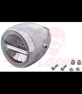 DAYTONA NEOVINTAGE LED-hlavné svetlo 5-3/4 inch chróm