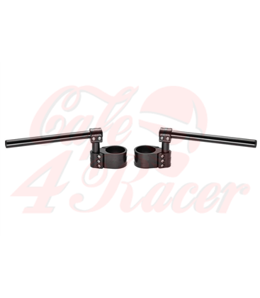 probrake REVO clip-on handlebars, 55 mm, for var. motorcycles