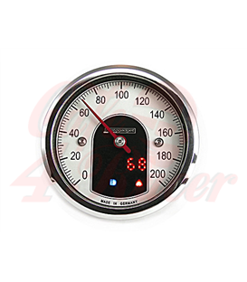 motogadget analogue speedometer motoscope tiny, polished