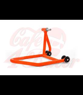 zadný stojan na monovidlu ľavý oranžový