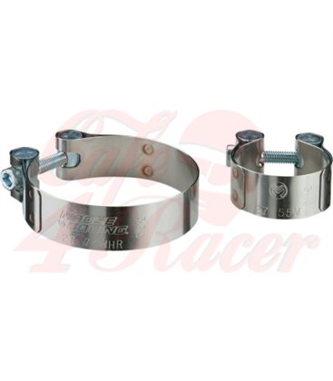 Stainless Steel Exhaust Clamps