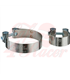 Stainless Steel Exhaust Clamps 36-63mm