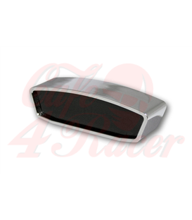 HIGHSIDER  rámček s LED indikátormi  chrómový