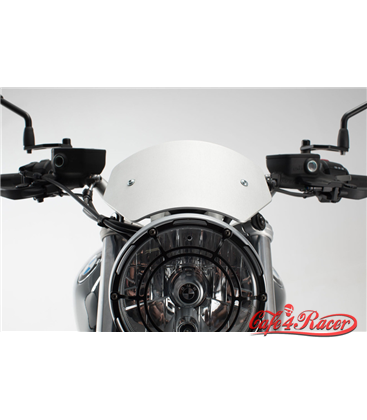SW-MOTECH  Windscreen Silver. BMW R nineT Pure ,16-.